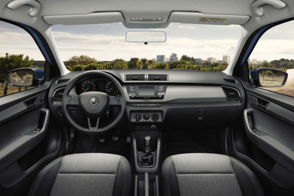 Skoda Fabia Cool Plus Interieur