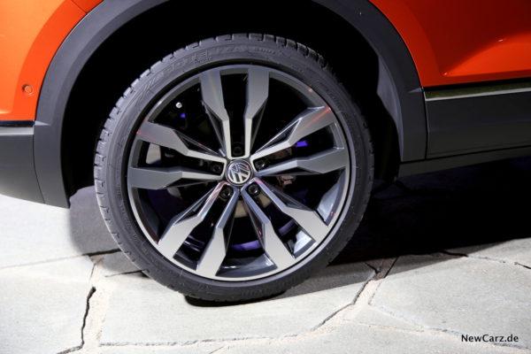 VW T-Roc Felgen