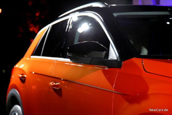 VW T-Roc A-Säule