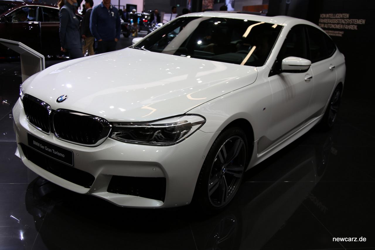 BMW 6er GT Front