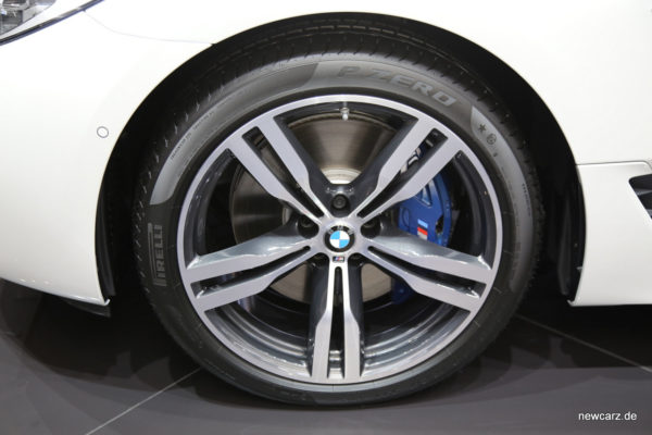 BMW 6er GT Felgen