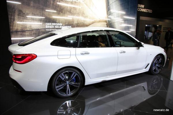 BMW 6er GT Seitenansicht
