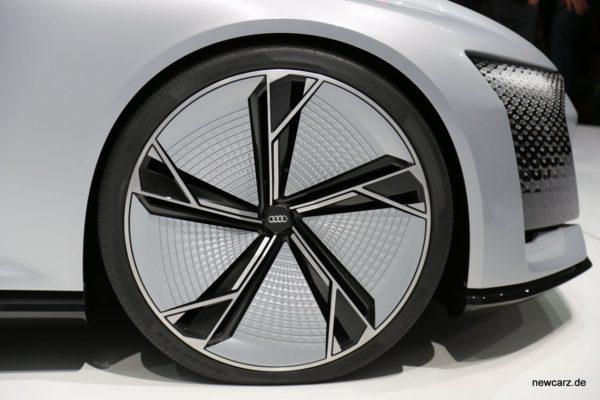 Audi Aicon Concept Felgen