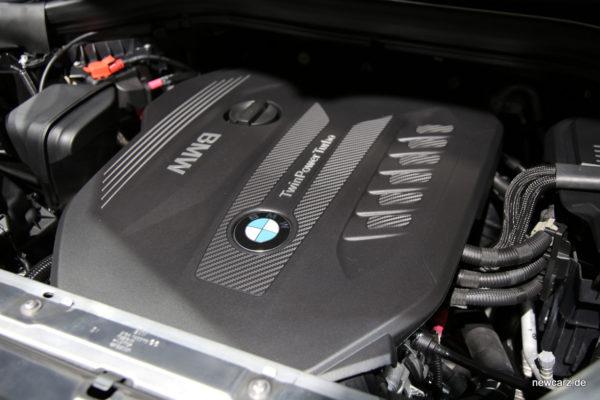 BMW X3 Motor