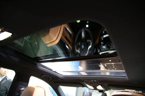 BMW 6er GT Panoramadach