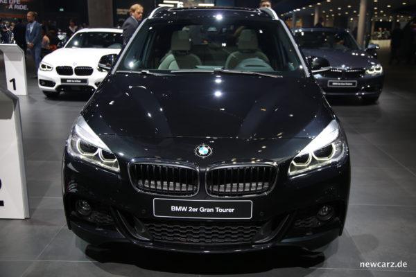 BMW 220i Gran Tourer Front