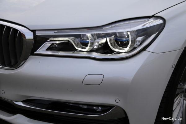 BMW 7er G11 Laserlicht
