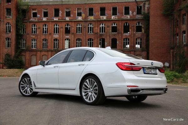 BMW 730d xDrive G11 Seite