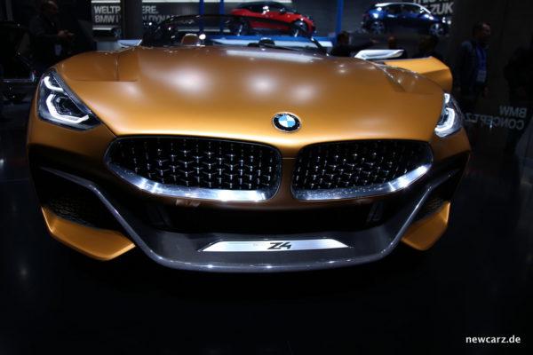BMW Z4 Concept Front