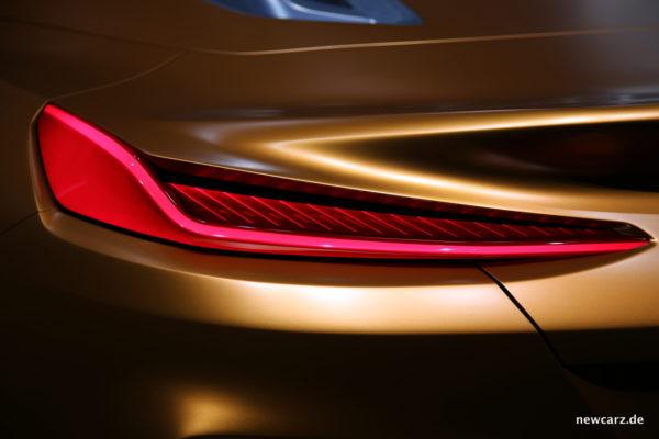 BMW Z4 Concept Rückleuchte