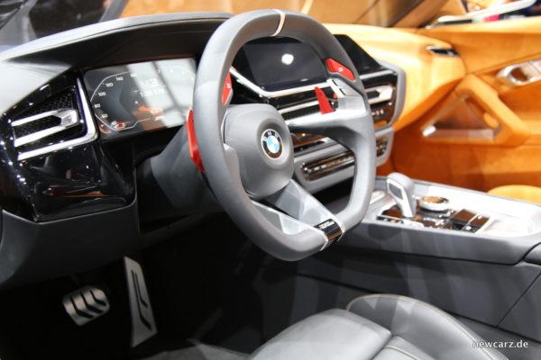 BMW Z4 Concept Interieur