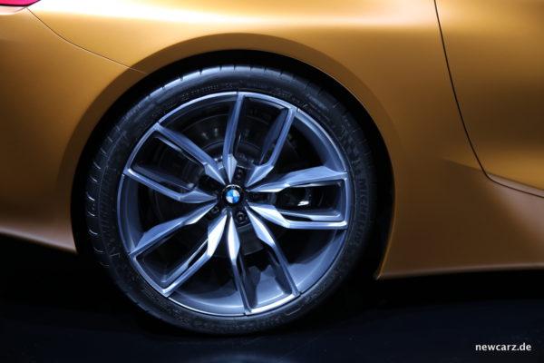 BMW Z4 Concept Felge
