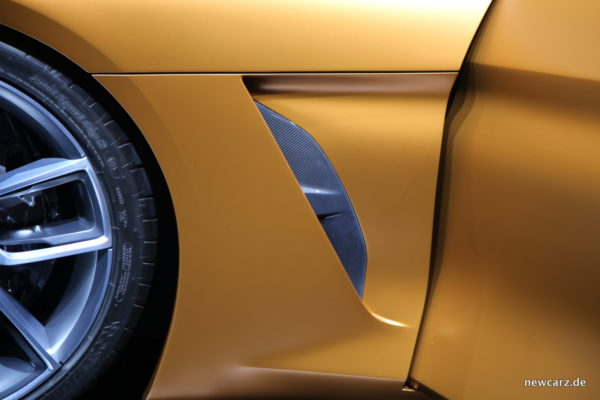 BMW Z4 Concept Seite