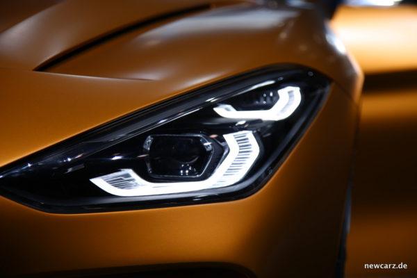 BMW Z4 Concept Licht Front