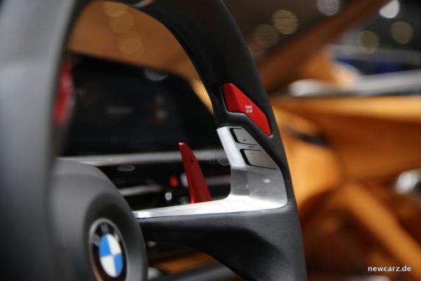 BMW Z4 Concept Lenkrad