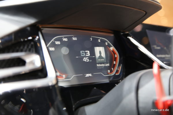 BMW Z4 Concept Innen
