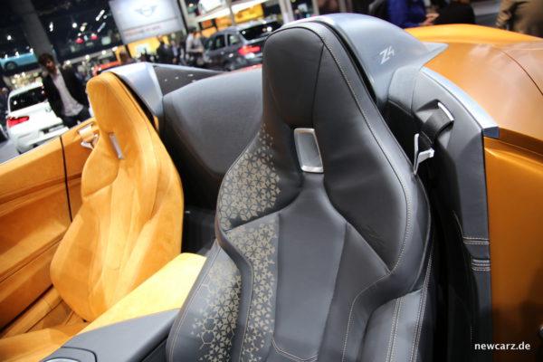 BMW Z4 Concept Sitze