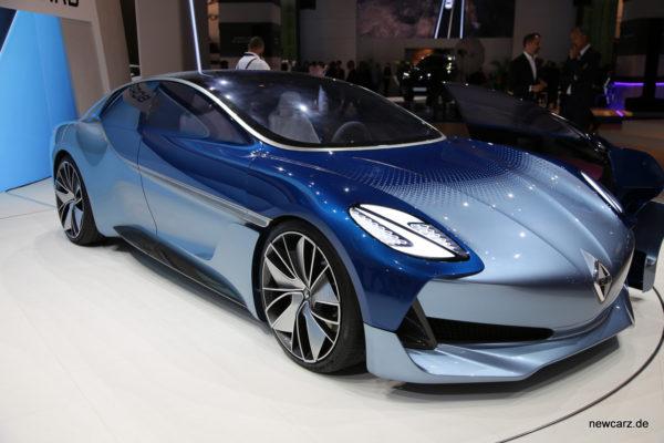 Borgward Isabella Concept Front