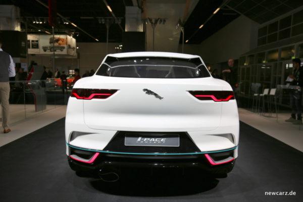 Jaguar I-Pace Heck
