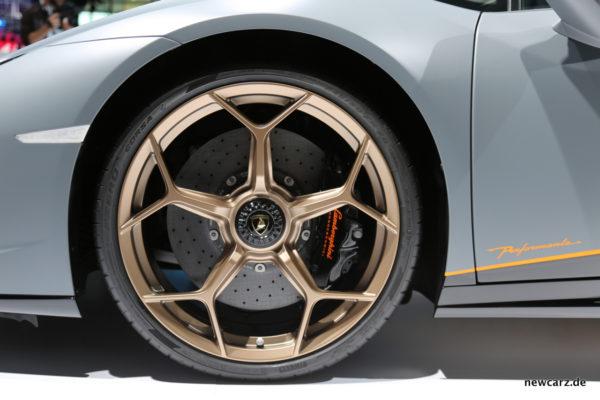 Lamborghini Huracan Performante Rad