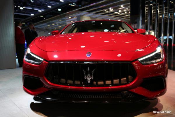 Maserati Ghibli 2018 Front