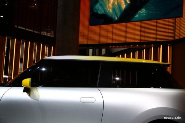 MINI Concept Car Seitenansicht