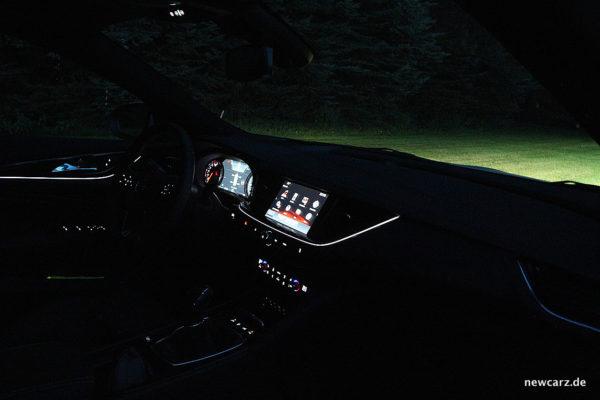 Opel Insignia Nachtdesign