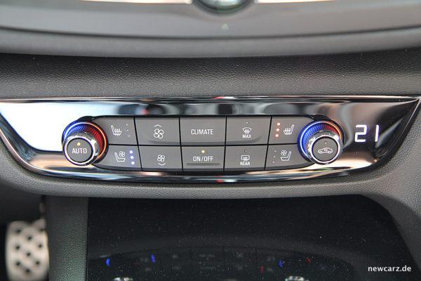 Opel Insignia Klima