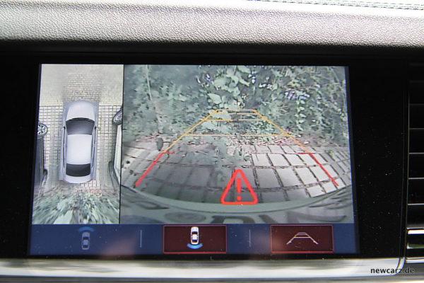 Opel Insignia Rückfahrkamera