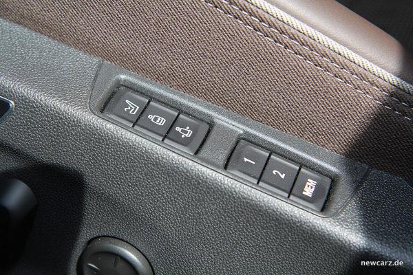 Opel Insignia AGR-Sitze