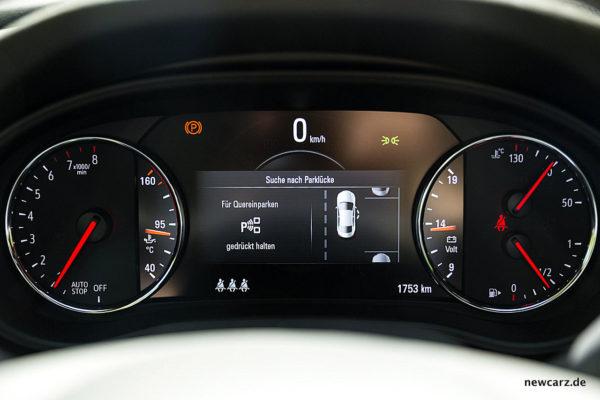 Opel Insignia Parkassistent