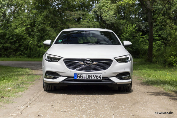 Opel Insignia 2017 Front