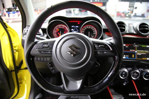 Suzuki Swift Sport Lenkrad