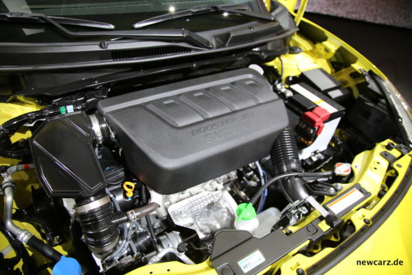 Suzuki Swift Sport Motor