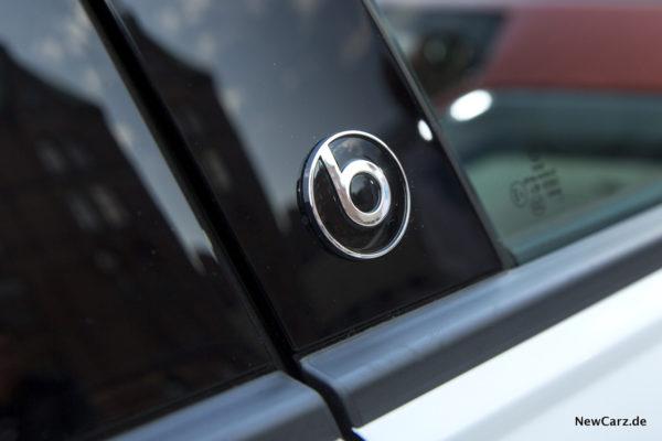 VW Polo 2017 Beats Logo