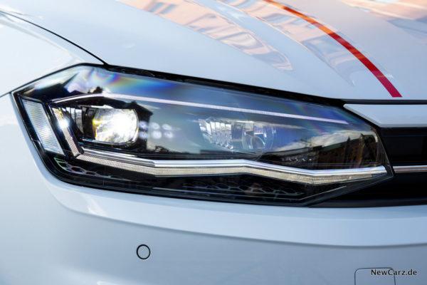 VW Polo 2017 Scheinwerfer