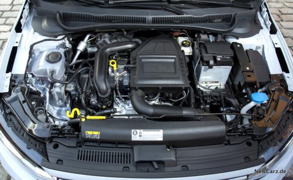 VW Polo 2017 1.0 TSI