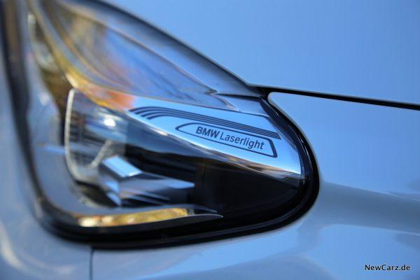 BMW 7er Laserlicht