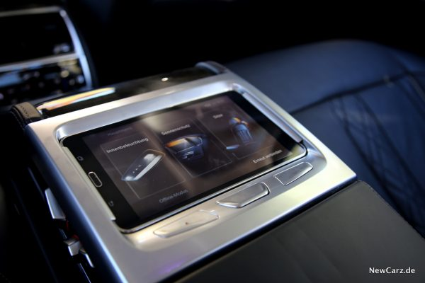 BMW 7er Touch Command