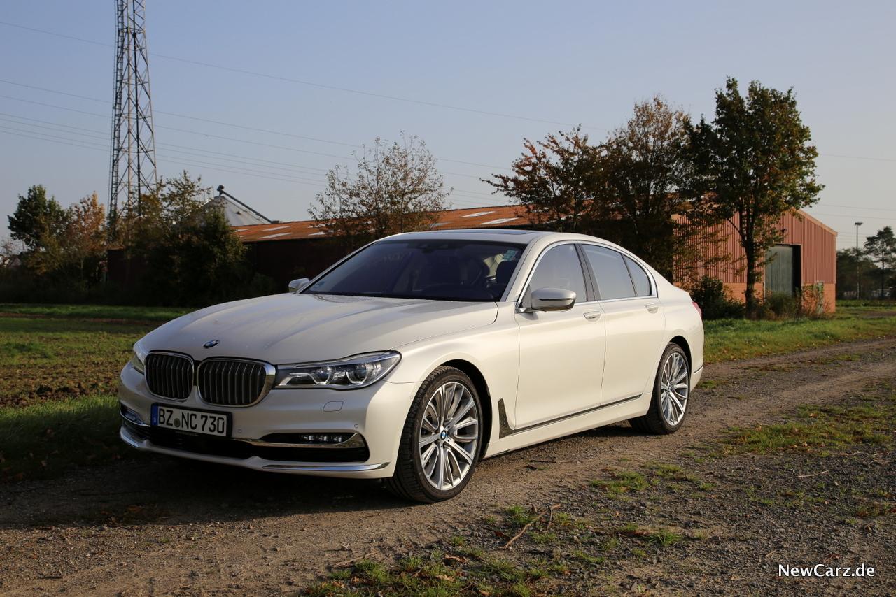 BMW 7er Dauertest