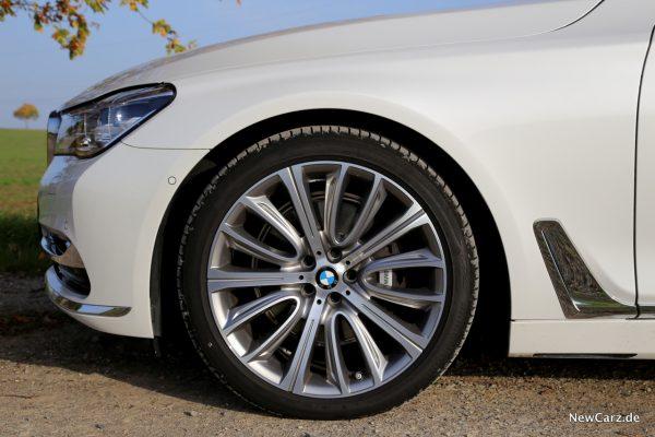 BMW 730d xDrive Räder