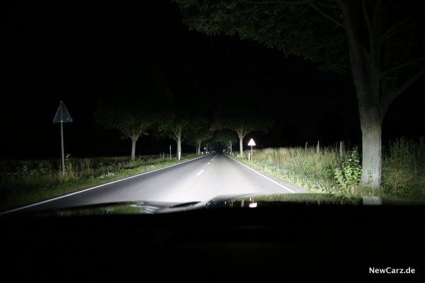 Cadillac CTS-V Fernlicht