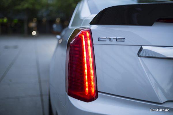 Cadillac CTS-V Heckleuchten