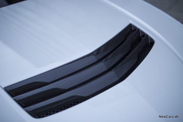 Cadillac CTS-V Motorhaube