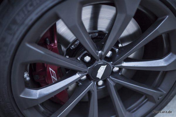 Cadillac CTS-V Bremse