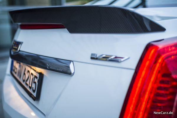 Cadillac CTS-V Heckspoiler