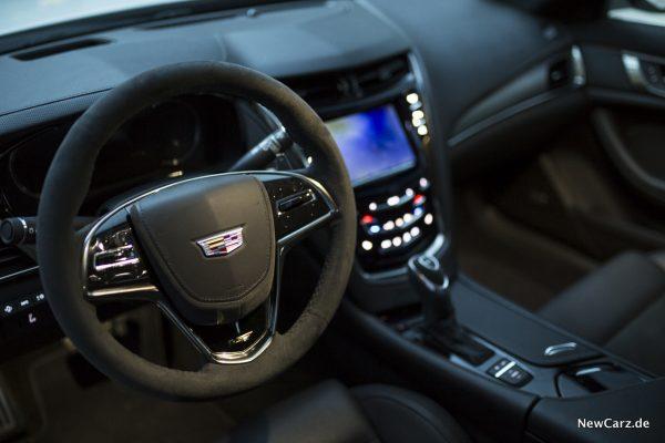 Cadillac CTS-V Lenkrad