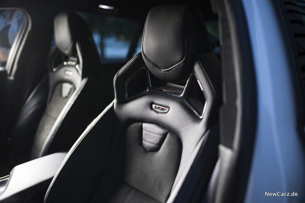 Cadillac CTS-V Recaro Sitze