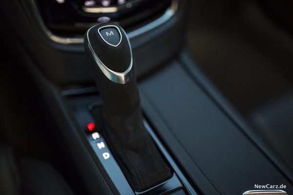 Cadillac CTS-V Getriebe