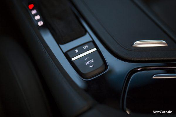 Cadillac CTS-V Fahrmodi